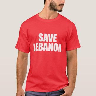 Save Lebanon T-Shirt