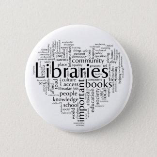 Save libraries 4 pinback button