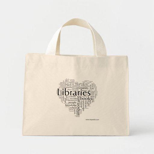 Save libraries 5 bags