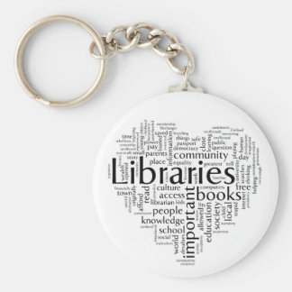 Save libraries keychain