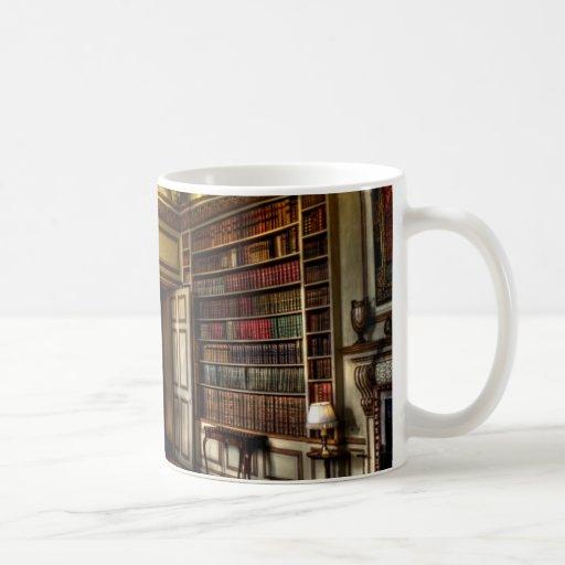 Save libraries mug