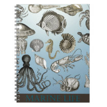 Save Marine Life! Notebook