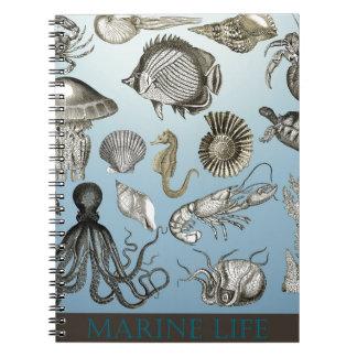 Save Marine Life! Notebook