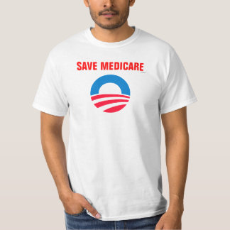 Save Medicare Obama t-shirt