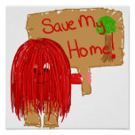 save my home poster