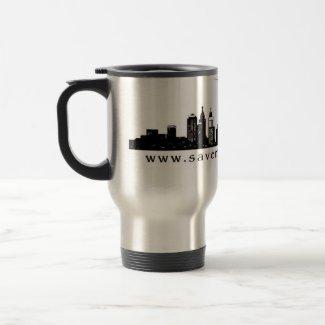 Save My Michigan Travel Mug mug