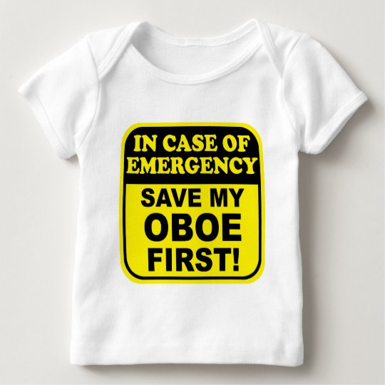 Save My Oboe Baby T-Shirt