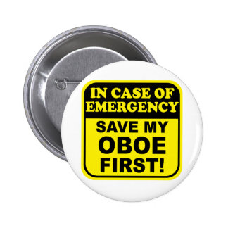 Save My Oboe Button