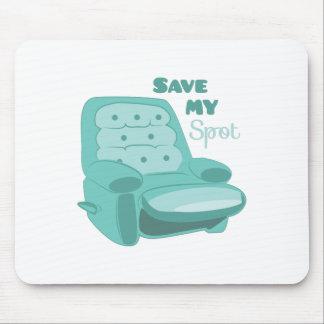 Save My Spot Mousepads