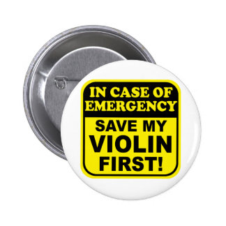 Save My Violin Buttons