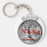 Save NASA! Official Key Chain