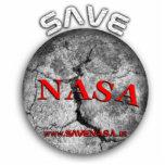 Save NASA! Sculpture