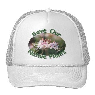 Save Native Plants Azalea Hat