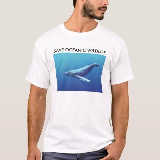 Save Oceanic Wildlife T-Shirt