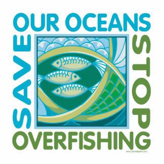 Save Oceans Cutout