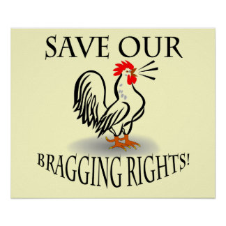 Save Our Bragging Rights! - Poster