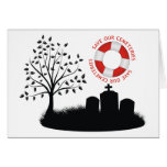 Save Our Cemeteries Card
