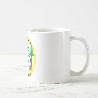 Save Our Community Parks Classic White Coffee Mug
