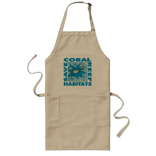 Save Our Coral Reefs Aprons