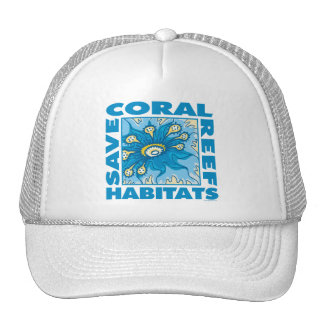 Save Our Coral Reefs Hat