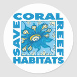 Save Our Coral Reefs Sticker