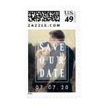 Save Our Date Overlay | Save the Date Stamp