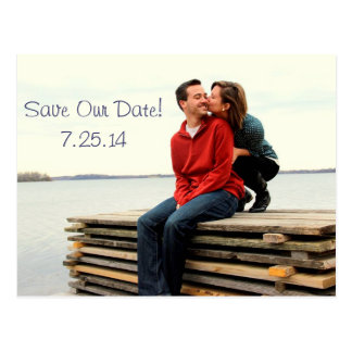 Save Our Date! Postcard