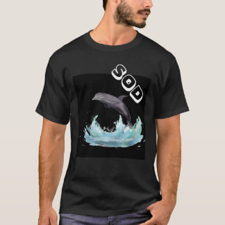 save our Dolphins-Tshirt SOD T-Shirt