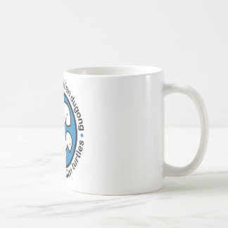 Save our dugong & turtles coffee mugs