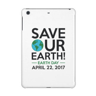 Save Our Earth iPad Mini Retina Covers
