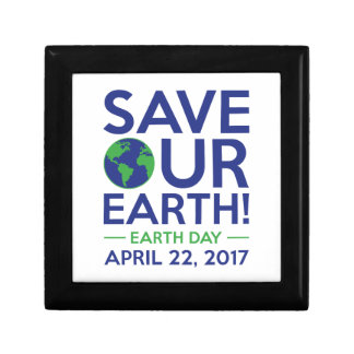 Save Our Earth Jewelry Box