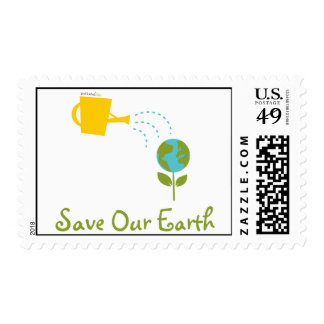 Save Our Earth Stamps