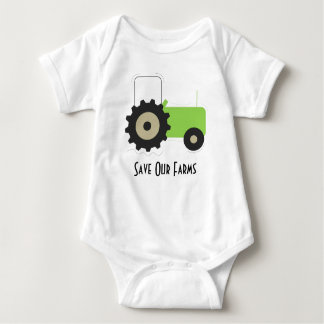 Save Our Farms Romper