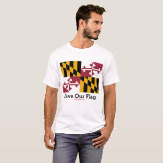 Save Our Flag Shirt