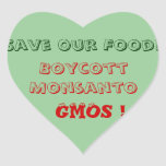 Save Our Food! Sticker