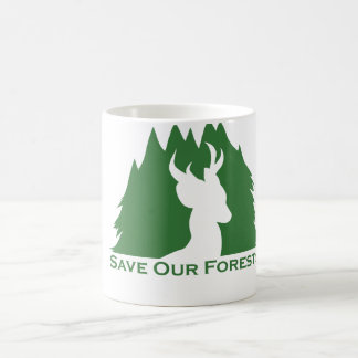 Save Our Forests Coffee Mug