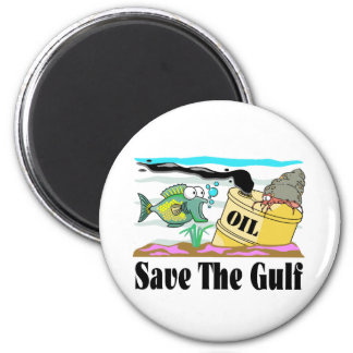 save our gulf magnets
