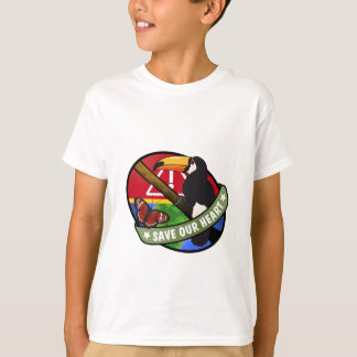 Save Our Heart T-Shirt for Kids