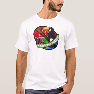 Save Our Heart T-Shirt for Men