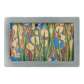SAVE OUR LITTLE HELPERS! RECTANGULAR BELT BUCKLE