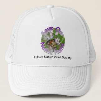 Save Our Native Plants Hat