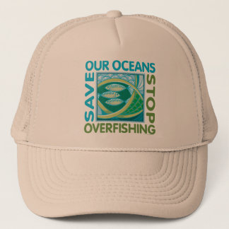 Save Our Oceans Trucker Hat
