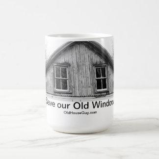 Save our Old Windows Mug