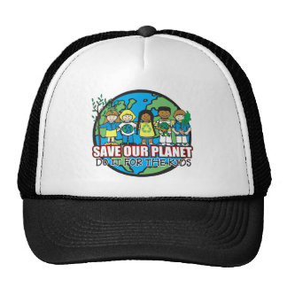 Save Our Planet Trucker Hat