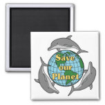 Save our Planet magnet