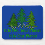 Save Our Planet Mouse Mat