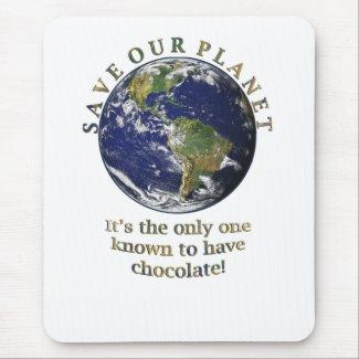 Save Our Planet Mousepad mousepad
