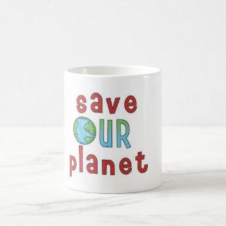 Save Our Planet *Mug* Coffee Mug