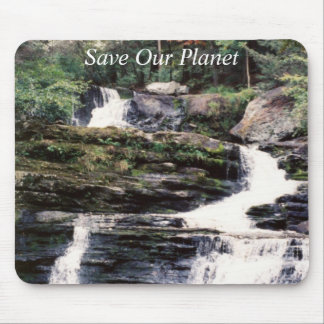 Save Our Planet series mousepad