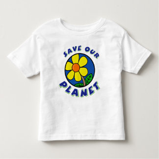 Save Our Planet Toddler Toddler T-shirt